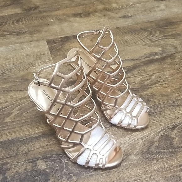 Madden Girl Shoes | Direct Caged